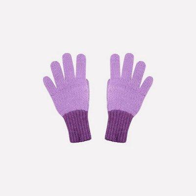 ~Крокид - Вся детская одежда — Рукавицы, перчатки|girls — Вязаные перчатки и варежки