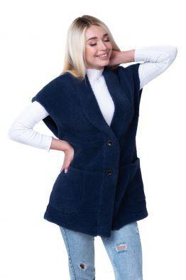 Натуральная шерсть — Жилеты, куртки — Одежда