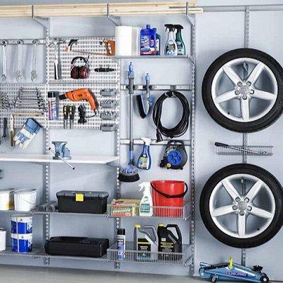 🍀LEROY MERLIN🍀Дом для дома! — 25 % Хранение в гараже и мастерской — Системы хранения