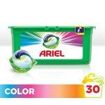 ARIEL Авт Гель СМС жидк. в растворимых капсулах Liquid Capsules Color 30X27г