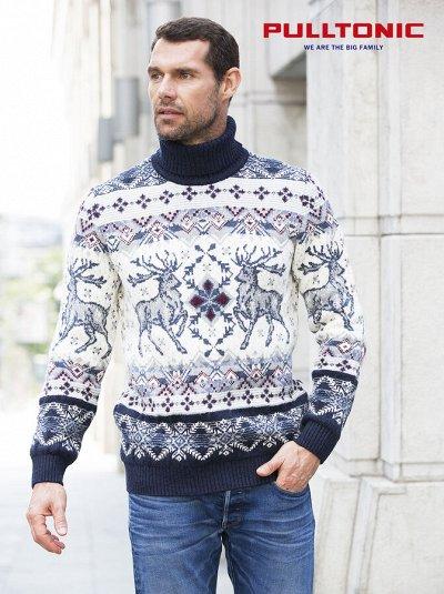 PULLTONIC - Свитера! Турция. От 3 лет до 58 размера.   — PULTONIC мужской большие размеры — Свитеры и пуловеры