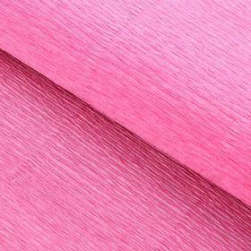 Гофра Италия 140г*м 50*250см №954 розовая