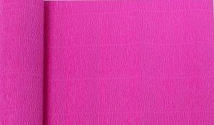 Гофра Италия 140г*м 50*250см №970 светло-малиновая