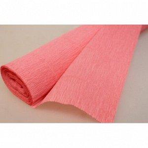 Гофра Италия 140г*м 50*250см №901 розовая гвоздика
