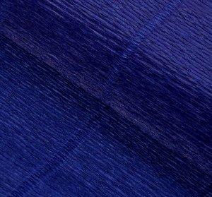 Гофра Италия 140г*м 50*250см №955 темно-синяя