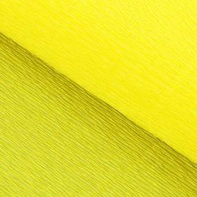Гофра Италия 140г*м 50*250см №975 лимонная