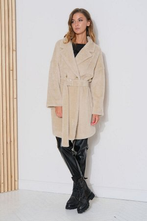 Пальто Пальто Фантазия Мод 3784  Состав ткани: ПЭ-80%; Шерсть-20%;  Рост: 164 см.  Хорошее пальто - это основа гардероба любой из нас. Выберите по-настоящему классное пальто, которое вам подходит, и