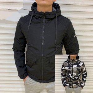 Куртка двусторонняя