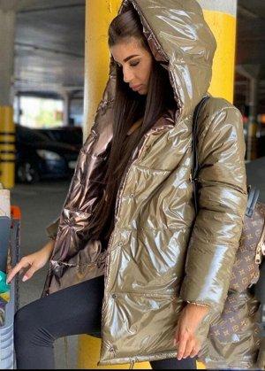 Куртка двухсторонняя #20431110