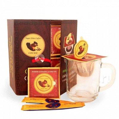 #ВкуснаяЕда. Кокосовое молоко и сливки. Быстрая доставка! — Лучшая цена! Вьетнам. Кофе зерно, молотый — Чай, кофе и какао