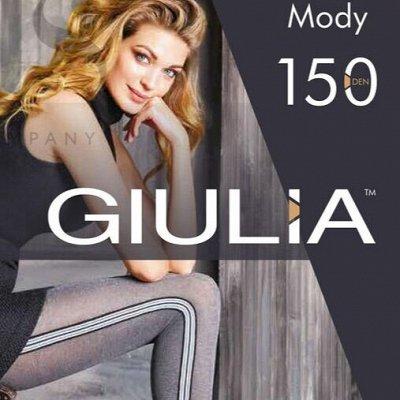 Колготки GIULIA 41 — Giulia - фантазия хлопковая — Колготки