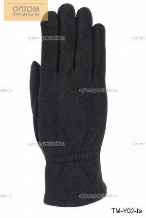 Перчатки мужские трикотажные для сенсорных экранов