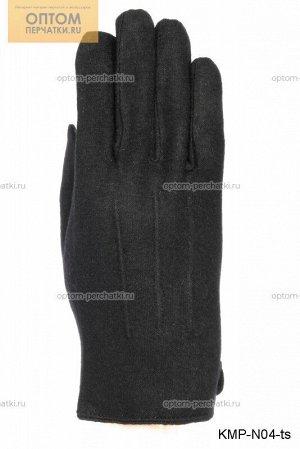 Перчатки мужские кашемировые для сенсорных экранов