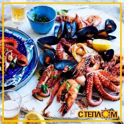 ☀SEAZAM✔*Лучшее для Вашего ужина!✔ Рыба, Курица, мясо! — ☀МОРСКИЕ ВКУСНОСТИ.  Мы выбрали лучшее для вас! — Рыба и морепродукты