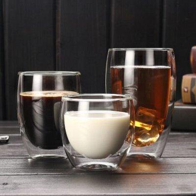 🎄 Предзаказ! Новогодние Чудеса Уже Близко - 2!!! — Термостойкие стаканы с двойным дном — Кружки и стаканы