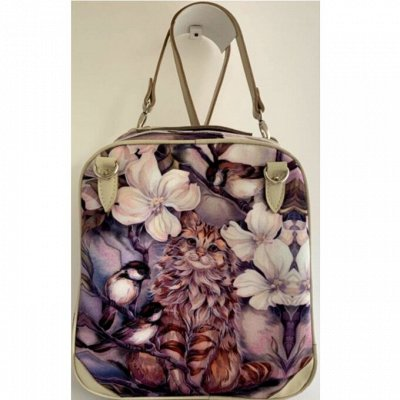 Nordi- всегда с тобой Сумки, кошельки, клатчи, рюкзаки — Женская сумка-рюкзак ITELIA 2 — Рюкзаки