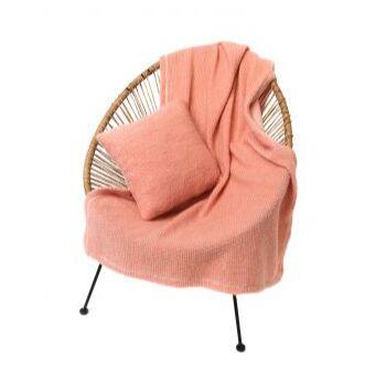 WoolLamb. Одежда и аксессуары из верблюжьей и овечьей шерсти — Комплекты подушка+плед — Декоративные подушки