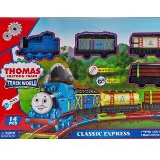 Самые популярные мультяшные игрушки🚀Быстрая доставка! — Томас и друзья — Машины, железные дороги