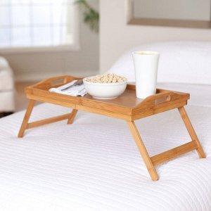 Столик в постель 50х30х23см, бамбук G11.M047 ВЭД