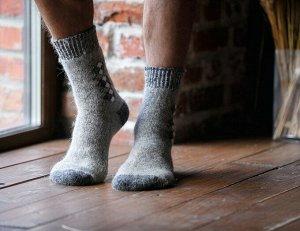 Носки шерстяные N6R182-1.