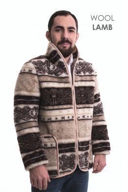 """Новая мужская куртка """"СЕВЕР"""" из натуральной овчины"""