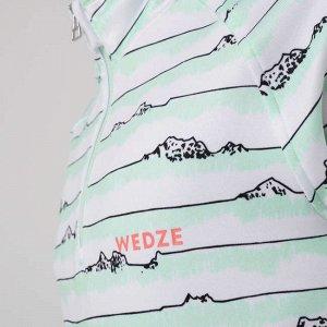 Термобелье (верх) лыжное с молнией на 1/2 длины