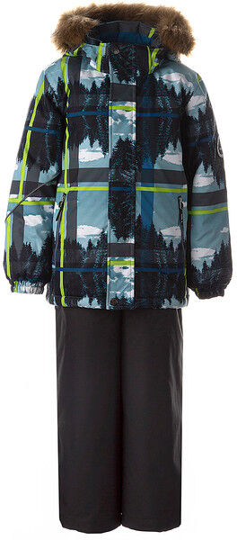 Комплект Huppa (куртка+полукомбинезон) для мальчика DANTE 1