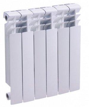 Радиатор биметаллический Lavita FORTIS-500 (6 сек)