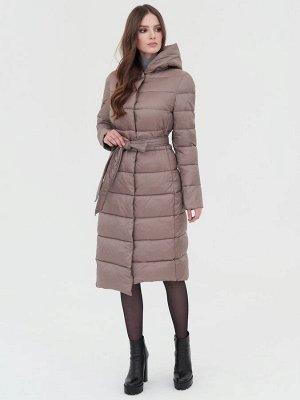 Пальто бежевый S-XXL