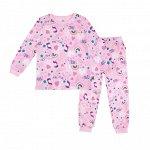Пижама джемпер+брюки для девочек 'Морфей'