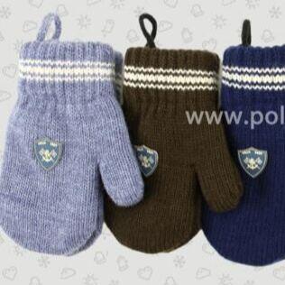 ПОЛЯРИК: Утепляемся Шапочки/Перчатки/Варежки — ❄️Мальчики ВЯЗАННЫЕ ВАРЕЖКИ — Вязаные перчатки и варежки