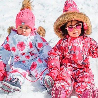 Детская Экономка. Утепляем наших деток. — Комбинезоны и зимние комплекты — Костюмы и комбинезоны