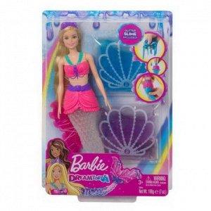Кукла Mattel Barbie Русалочка со слаймом25