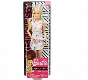 Кукла Mattel Barbie Игра с модой, модель 11911