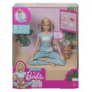 Игровой набор Mattel Barbie Йога13
