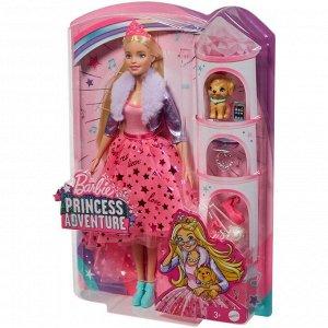 Кукла Mattel Barbie Приключения Принцессы -нарядная принцесса25