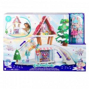 Игровой набор Mattel Enchantimals Шале в горах16