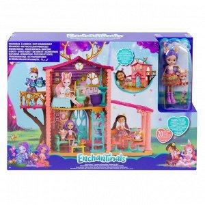 Игровой набор Mattel Enchantimals Домик Данессы Оленни8