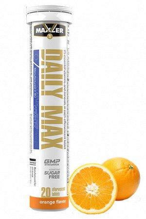 Витаминно-минеральный комплекс Maxler Daily Max Orange 20 таб.растворимых