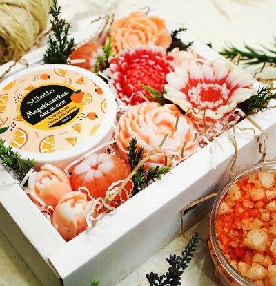 ™Milotto - мыло.Оригинальный подарок к любому празднику!  — Соль для ванны. — Все для Нового года