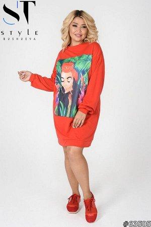 Платье  63505