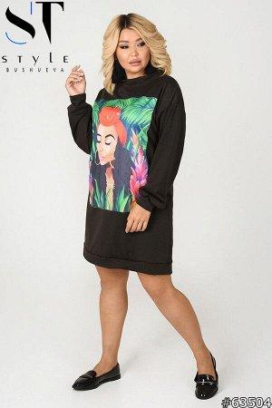 Платье  63504
