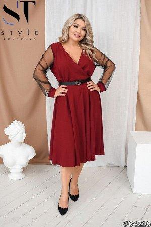 Платье 64216