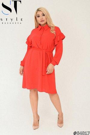 Платье 64017