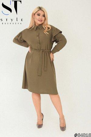 Платье 64016