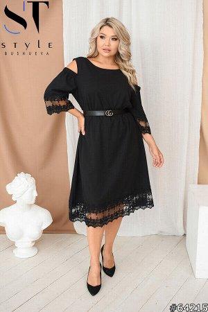 Платье 64215