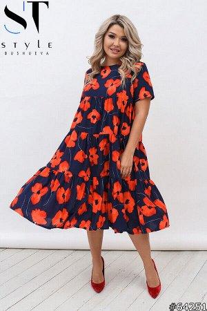 Платье 64251