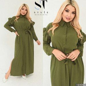 Платье 64006