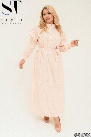 Платье 64009