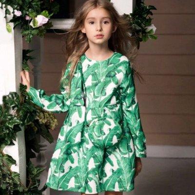 Детская Экономка. Утепляем наших деток. — Качественные платья - длинный рукав — Платья и сарафаны